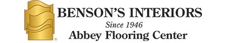 Benson's Interiors since 1946, An Abbey Flooring Center